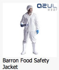 azulwear  cape town hospitality wear chef jackets food safety jackets